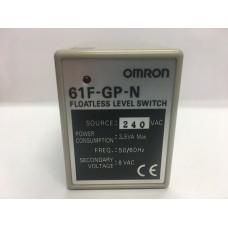 Omron 61F-GP-N Float-less Level Switch AC240V